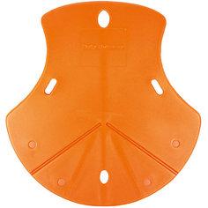 Коврик для ванной/раскладная ванночка в раковину, BabySwimmer, оранжевый