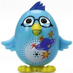 Цыпленок с кольцом, голубой, DigiBirds Silverlit