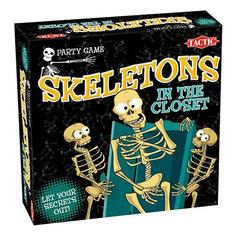 """Игра """"Скелеты в шкафу"""", Tactic Games"""