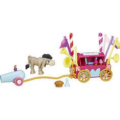 Коллекционный игровой мини-набор пони Крэнки Дудл, My little Pony, B3597/B5567 Hasbro