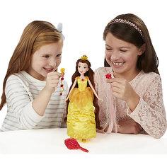 Базовая кукла Принцесса Белль в с длинными волосами, c аксессуарами Hasbro
