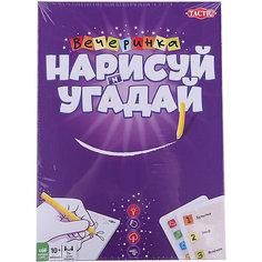 """Настольная игра Нарисуй и угадай """"Вечеринка"""", Tactic Games"""
