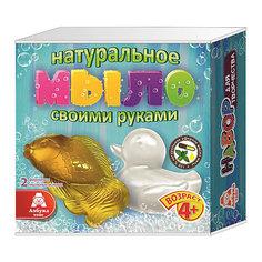 """Мыло """"Рыбка и Уточка"""" Азбука Тойс"""