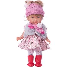 """Кукла """"Валерия"""" 28 см,, Llorens"""