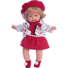 """Кукла """"Клавдия"""", 38 см, Llorens"""