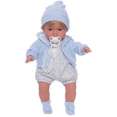 """Кукла """"Пабло"""", 38 см, Llorens"""