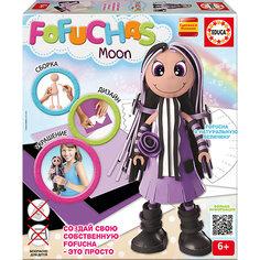 Фофуча Мун - набор для творчества в виде куклы Fofucha
