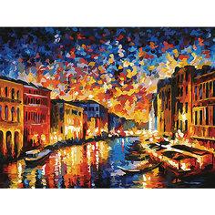 "Живопись на холсте ""Гранд-Канал Венеция"" 30*40 см Белоснежка"
