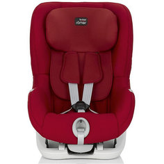 Автокресло Britax Romer King II LS Black Series 9-18 кг, Flame Red Trendline