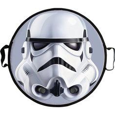 Ледянка Storm Trooper, 52 см, круглая, Звездные войны Disney