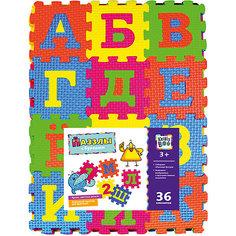 Пазлы с буквами, 36 элементов Kribly Boo