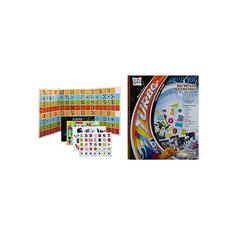 """Магнитная книжка Турбо """"Магнитная математика"""" 43x24 см Kribly Boo"""