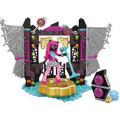 "Monster High: Игровой набор ""Звездная сцена"", MEGA BLOKS"