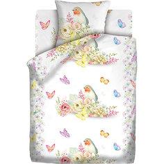 Детское постельное белье 1,5 сп. 4YOU, Птичка