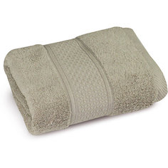 Полотенце махровое 50х90, Cozy Home, серый