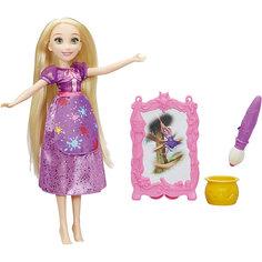 Модная кукла принцесса и ее хобби, Принцессы Дисней, Рапунцель Hasbro