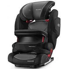 Автокресло RECARO Monza Nova IS Seatfix 9-36 кг, Carbon Black