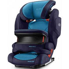 Автокресло RECARO Monza Nova IS Seatfix 9-36 кг, Xenon Blue