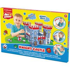"Игровой домик для раскрашивания ""Рыцарский замок"", Artberry Erich Krause"