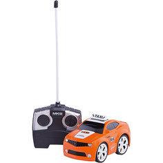 Машинка на радиоуправлении Taxi Car, оранжевая, Blue Sea