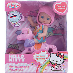 Кукла HELLO KITTY, с аксессурами, 12 см, Карапуз