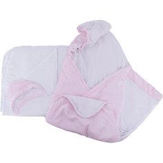 Комплект на выписку 6 пред., GulSara, 152 весна-осеньОдеяло трансформер розовый