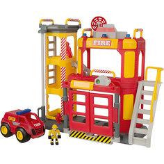 Большая пожарная станция, Teamsterz HTI