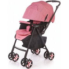 Прогулочная коляска Jetem Graphite, розовый