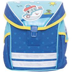 """Дошкольный рюкзак """"Кораблик"""", модель Funny Ergo, ErichKrause"""