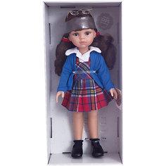 Кукла Кэрол школьница, 32 см, Paola Reina
