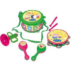 Набор музыкальных инструментов, «Свинка Пеппа» Росмэн