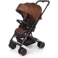 Прогулочная коляска Jetem Micro, коричневый