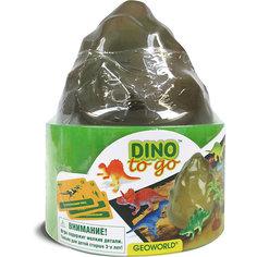 """Игровой набор """"Путешествуй и Играй! Dino to Go"""" Geoworld"""
