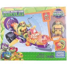 Маленькие герои – черепашки: набор транспортных средств, MEGA BLOKS