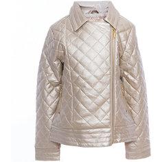 Куртка текстильная для девочек Scool S`Cool