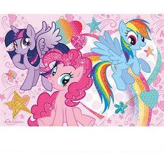 "Пазл  ""Мои маленькие пони"", 50 деталей, My little Pony Trefl"