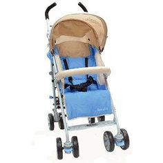 Коляска-трость Baby Care Polo 107, светло-голубой