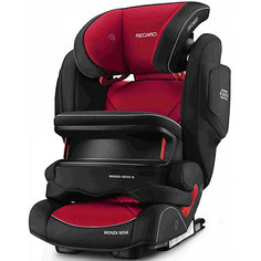 Автокресло RECARO Monza Nova IS Seatfix 9-36 кг, Racing Red