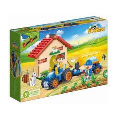 Конструктор Фермерский домик, 185 дет., BanBao