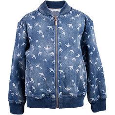 Куртка джинсовая для девочки  BUTTON BLUE