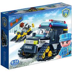 Конструктор Полицейский вездеход, 315 дет., BanBao