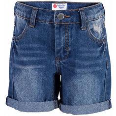 Шорты джинсовые для мальчика  BUTTON BLUE