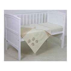 Детское постельное белье 3 предмета Fairy, Следы