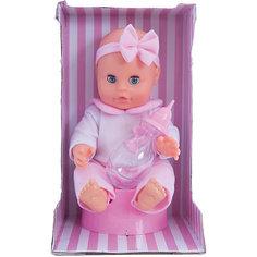 Кукла Bambolina, пьет и писает, с горшочком и бутылочкой, 33 см, DIMIAN