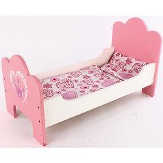 "Кроватка деревянная ""Корона"", Mary Poppins"