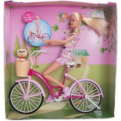 """Кукла """"Велопрогулка"""", 27 см, Defa Lucy"""