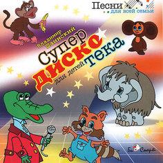 "CD ""Супердискотека"" , Шаинский В. Би Смарт"