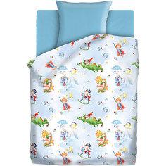 Детское постельное белье 1,5 сп. Непоседа, Отважный герой