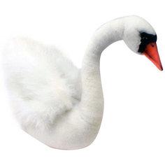 Hansa Белый лебедь, 32 см