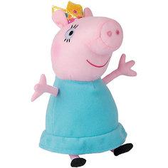 "Мягкая игрушка ""Мама-Свинка королева"", 30 см, Peppa Pig Росмэн"